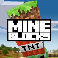 Игра Майн Блокс 2Д. Mine Blocks онлайн, бесплатно, без регистрации