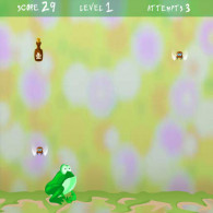 Онлайн игра Fly Catcher