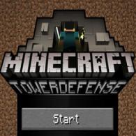 Minecraft Tower Defense популярная флеш игра защита башнями. Играйте онлайн, без регистрации.