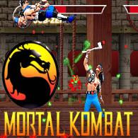 Online game Mortal Kombat