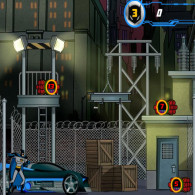 Онлайн игра Batmans Gotham Dark Night