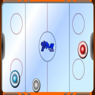 Онлайн игра Air Hockey