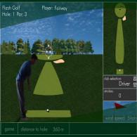 Flash Golf 3D