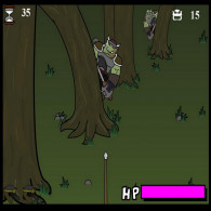 Forest Fight 1