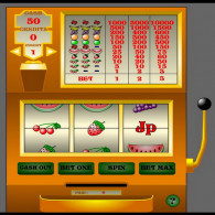 Онлайн игра Fruit Machine