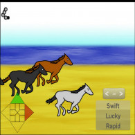 Онлайн игра Enjoyable Horse Race