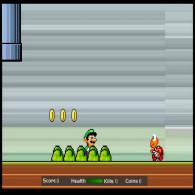 Luigis Revenge Interactive
