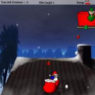 Santa VS Evil Elf