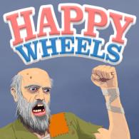 Флеш игра Happy Wheels онлайн. Бесплатно полная версия Хэппи вилс