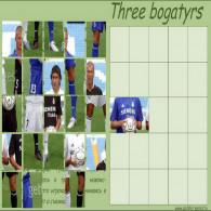 Three Bogatyrs